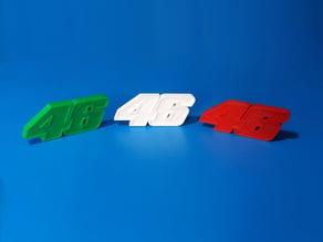 46 - Valentino Rossi