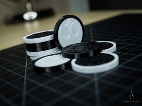 Star Wars Coins - Modular Insert Design