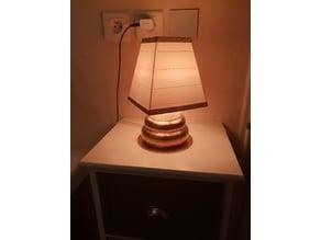 Lamp E27 and E14