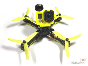 Drone GoPro 3 & 4 Protective Cases - ImpulseRC Alien, Helix etc