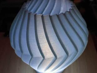Buzzsaw Vases
