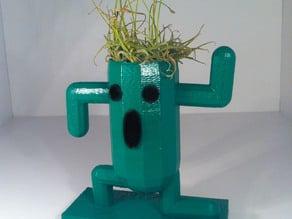 Cactuar Planter
