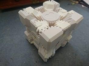 Companion Cube Gears