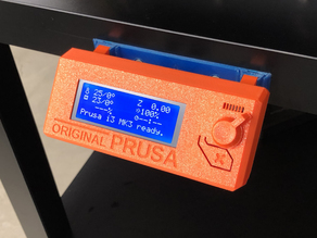 Prusa MK3 Enclosure Bracket for LCD Controller