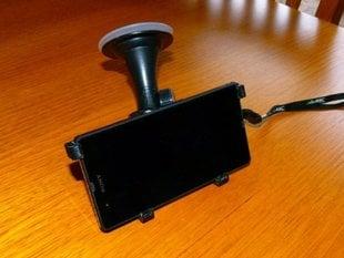 Sony Xperia Z car mount