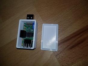 cheap USB Isolator case - for Arduino programming