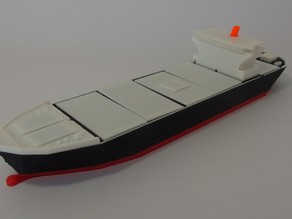 RS1: Cargo ship