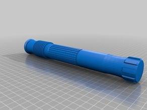 Simple custom lightsaber