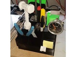 Printer Tool Organizer