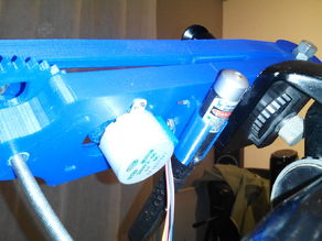 Laser finder mount for Barn Door Tracker