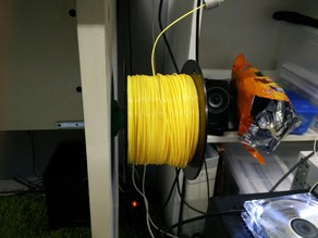 3D printed Spool Holder Smooth as butter!