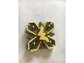 Wonder Woman Spinner 4 Logo