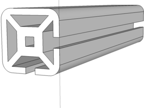 Diferent style of T-Slot