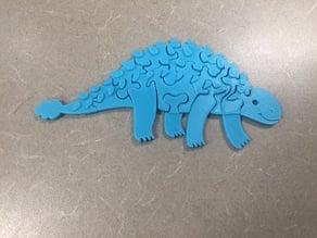 Dino Puzzles!