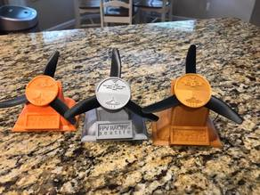 Drone Racing Trophy