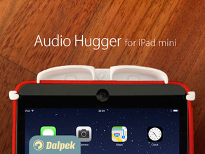 Audio Hugger for iPad mini