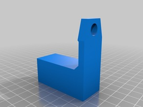 Extended Clamp for Ikea TERTIAL lamp