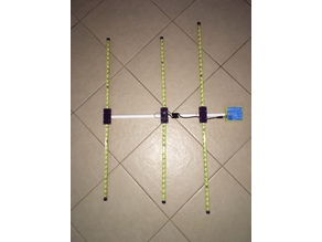 Tape Measure Yagi for T-Hunting