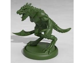 Lizard Brute