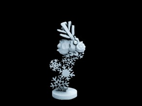 Snow Bee (18mm scale)