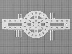 Digitizer Scanner Multiscan Plate
