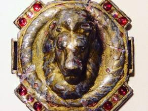 The Lion King's Amulet