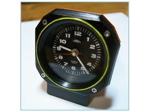 Aircraft Style Clock