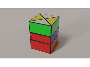 2x2x3 Fisher Cuboid