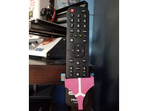 TV Remote Mount (Pants Variant)