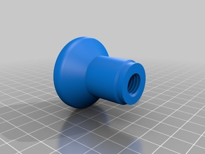 Grizzly drill press replacement knob.