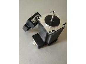 Nema 23 Stepper db9 Plug Case
