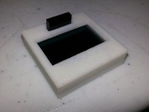 SSD1306 OLED Display Case