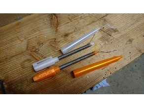 Loetzinnstift - Spender (Solder Pen)