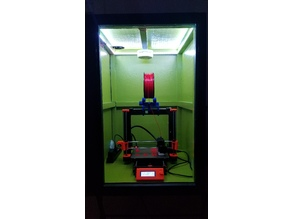 Fire Resistant 3D Print Enclosure
