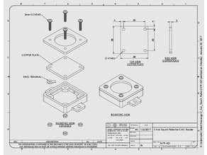 Z Axis Touch Plate