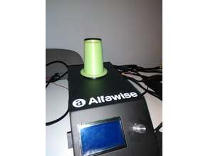 Alfawise U10 Spool Adapter