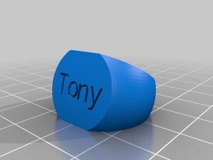 Tony Ring