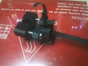 FolgerTech 2020 Prusa I3 adjustable Y belt holder