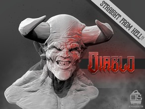 DIABLO - Straight from Hell!