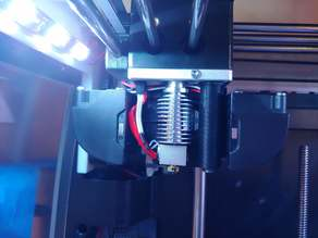 Simple Robo R2 E3D Adapter