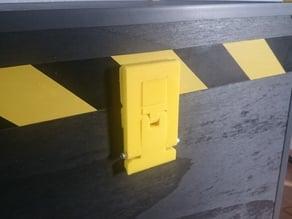 Flightcase clasp