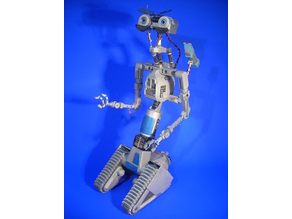 Johnny 5 Short Circuit - Model Base