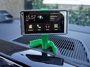 Dashboard Mounted Mobile Holder for Volkswagen Up!
