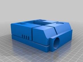 TLJ / The Last Jedi X-wing pilot chest box