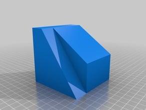 Figuras 3D para trabajar la obtención de vistas ortogonales II