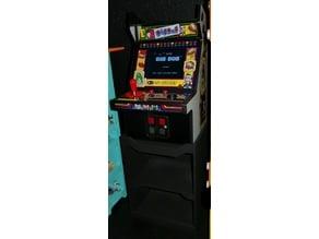 Arcade Machine Riser for BJD Dolls.