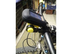 Bike Handlebar for GPS Garmin Dakota 20 (remix)