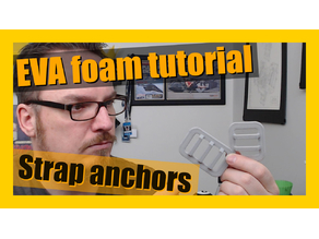Cosplay strapping anchor