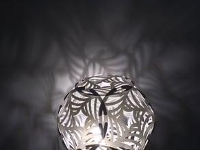 Dodecahedral shade