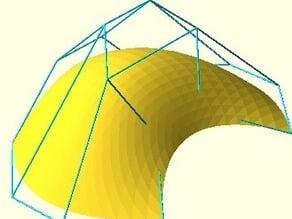 Bezier Mesh Surface V0.8